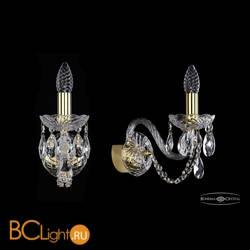 Бра Bohemia Ivele Crystal 1402B/1/160/G