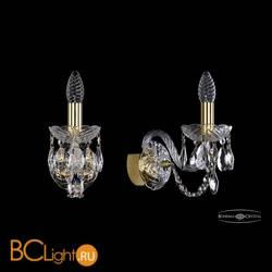 Бра Bohemia Ivele Crystal 1402B/1/141/G