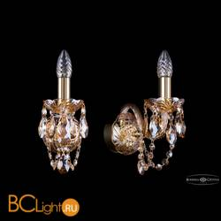 Бра Bohemia Ivele Crystal 1402B/1/141/G/M721