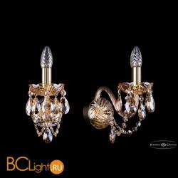 Бра Bohemia Ivele Crystal 1402B/1/160/G/M721