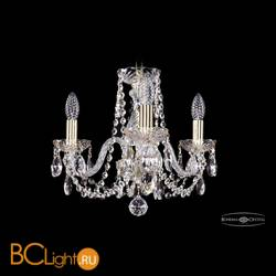 Люстра Bohemia Ivele Crystal 1402/3/141/G