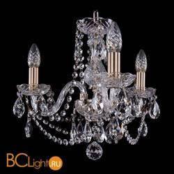 Люстра Bohemia Ivele Crystal 1402/3/141/Pa