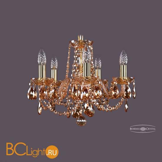 Люстра Bohemia Ivele Crystal 1402/5/141/G/M721