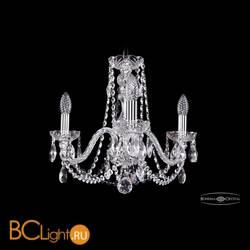 Люстра Bohemia Ivele Crystal 1402/3/160/Ni