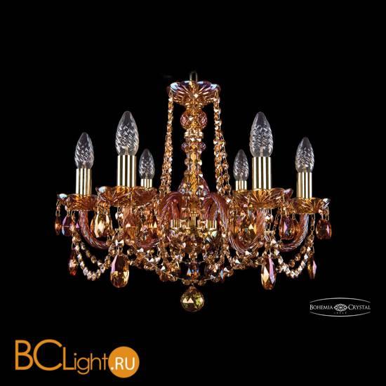 Люстра Bohemia Ivele Crystal 1402/6/160/G/M711