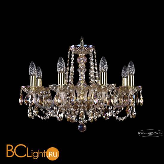 Люстра Bohemia Ivele Crystal 1402/8/195/G/M701