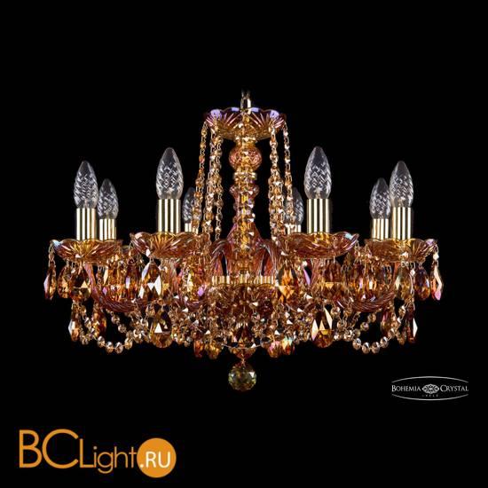 Люстра Bohemia Ivele Crystal 1402/8/195/G/M711
