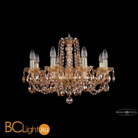 Люстра Bohemia Ivele Crystal 1402/8/195/G/M721