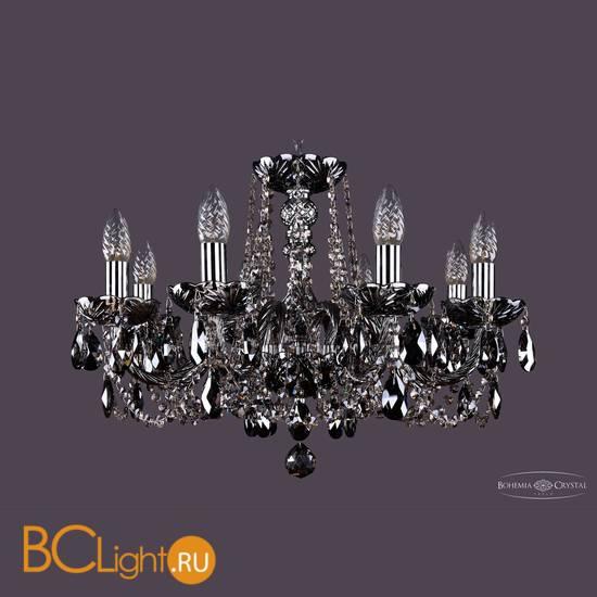 Люстра Bohemia Ivele Crystal 1402/8/195/Ni/M781