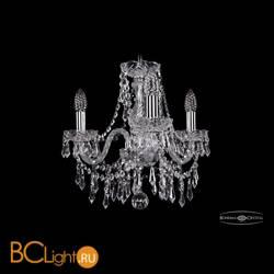 Люстра Bohemia Ivele Crystal 1403/3/141/Ni