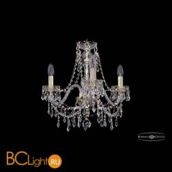 Люстра Bohemia Ivele Crystal 1403/3/160/G
