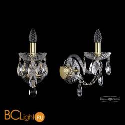 Бра Bohemia Ivele Crystal 1406B/1/160/XL/G