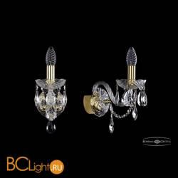 Бра Bohemia Ivele Crystal 1406B/1/141/G