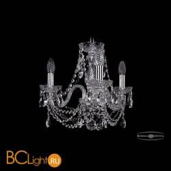 Люстра Bohemia Ivele Crystal 1406/3/141/Ni