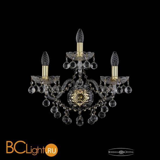 Бра Bohemia Ivele Crystal 1409B/2+1/195/XL/G