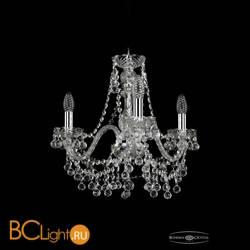 Люстра Bohemia Ivele Crystal 1409/3/160/Ni