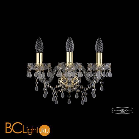 Бра Bohemia Ivele Crystal 1410B/3/141/G/V0300