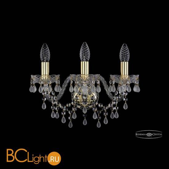 Бра Bohemia Ivele Crystal 1410B/3/160/G/V0300