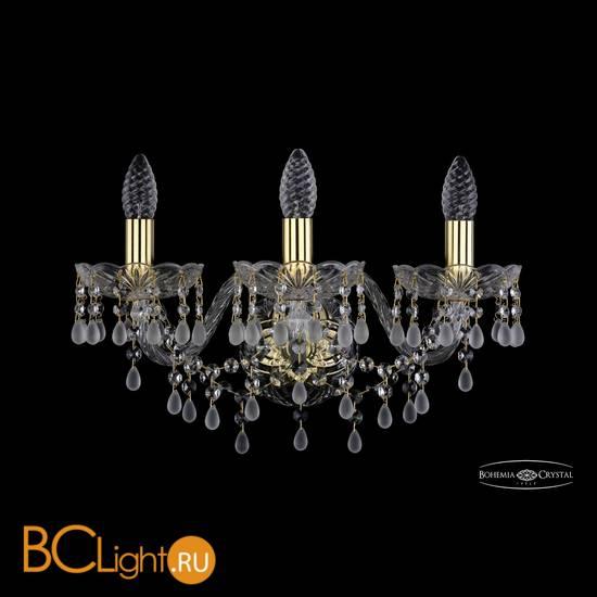 Бра Bohemia Ivele Crystal 1410B/3/160/XL/G/V0300