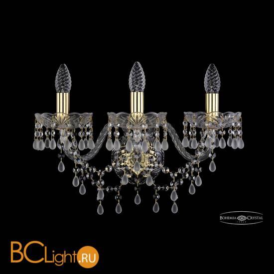 Бра Bohemia Ivele Crystal 1410B/3/195/XL/G/V0300