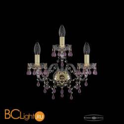 Бра Bohemia Ivele Crystal 1410B/2+1/160/G/V7010