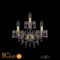 Бра Bohemia Ivele Crystal 1410B/2+1/160/XL/G/V7010