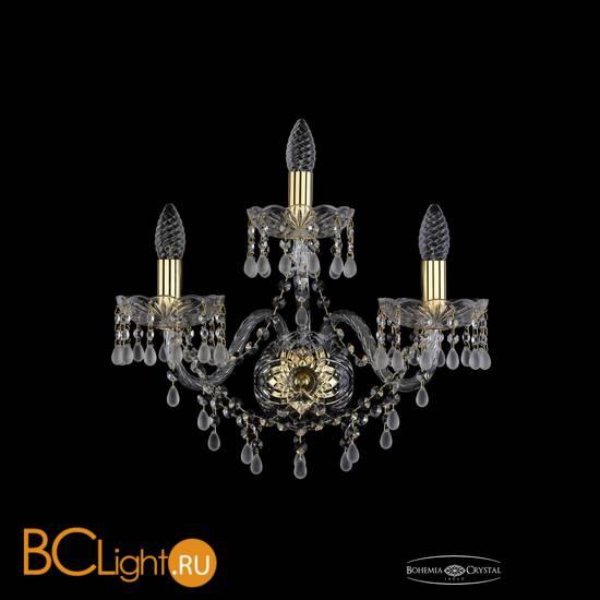 Бра Bohemia Ivele Crystal 1410B/2+1/195/XL/G/V0300