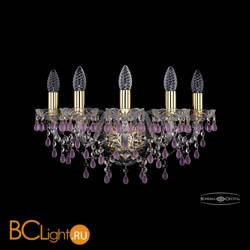 Бра Bohemia Ivele Crystal 1410B/5/160/G/V7010