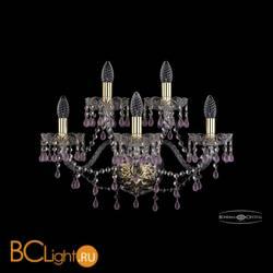 Бра Bohemia Ivele Crystal 1410B/3+2/195/XL/G/V7010