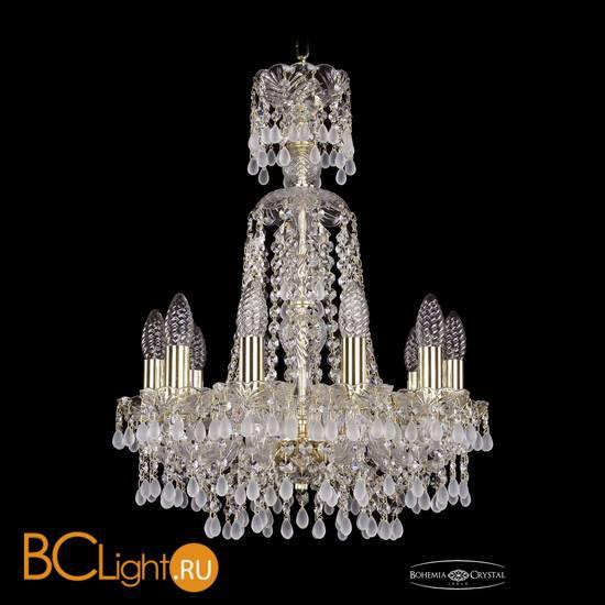 Люстра Bohemia Ivele Crystal 1410/10/141/XL-58/G/V0300