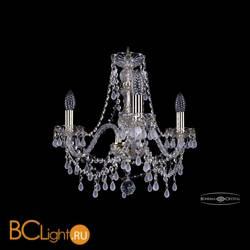Люстра Bohemia Ivele Crystal 1410/3/160/G/V0300