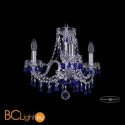 Люстра Bohemia Ivele Crystal 1410/3/141/Ni/V3001