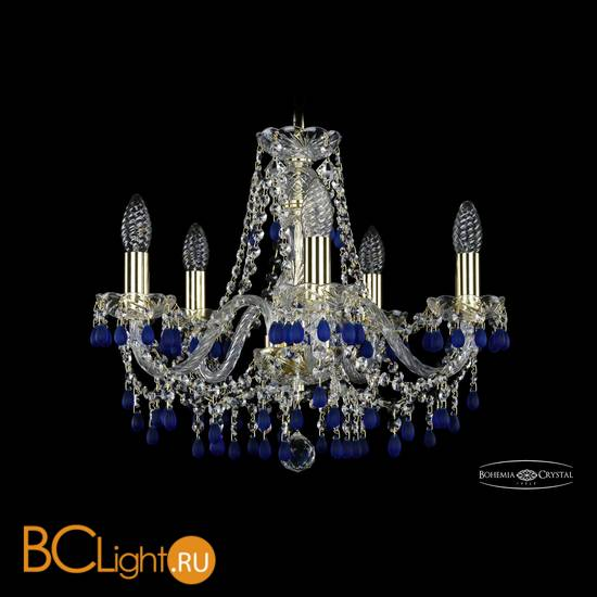 Люстра Bohemia Ivele Crystal 1410/5/160/G/V3001