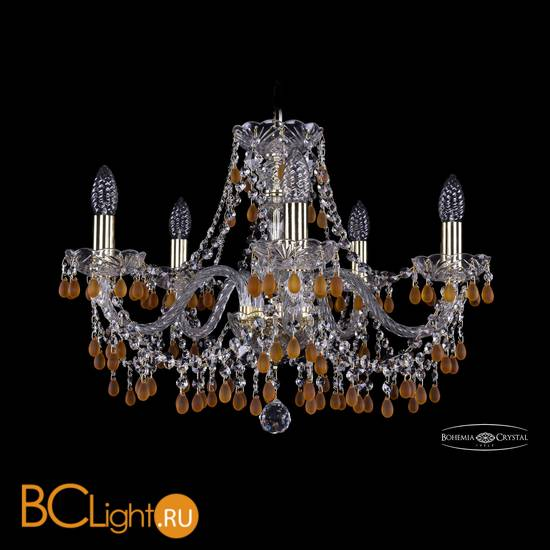 Люстра Bohemia Ivele Crystal 1410/5/195/G/V1003
