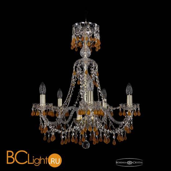 Люстра Bohemia Ivele Crystal 1410/5/195/XL-66/G/V1003