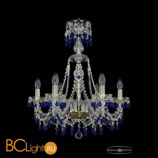 Люстра Bohemia Ivele Crystal 1410/6/195/XL-66/G/V3001