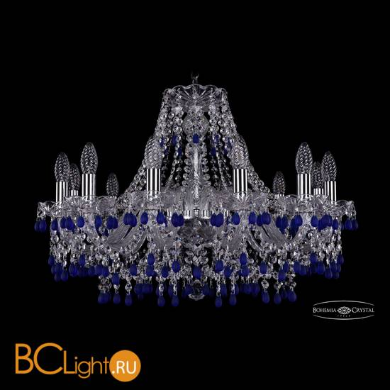 Люстра Bohemia Ivele Crystal 1410/12/240/Ni/V3001