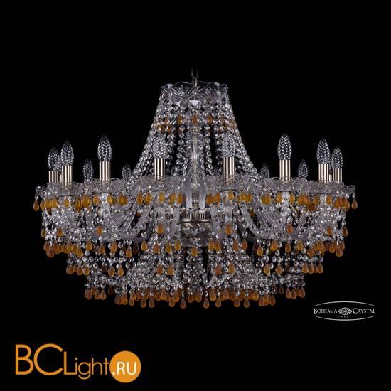 Люстра Bohemia Ivele Crystal 1410/16/300/Pa/V1003