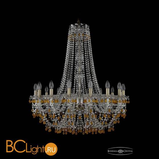 Люстра Bohemia Ivele Crystal 1410/16/300/h-95/Pa/V1003
