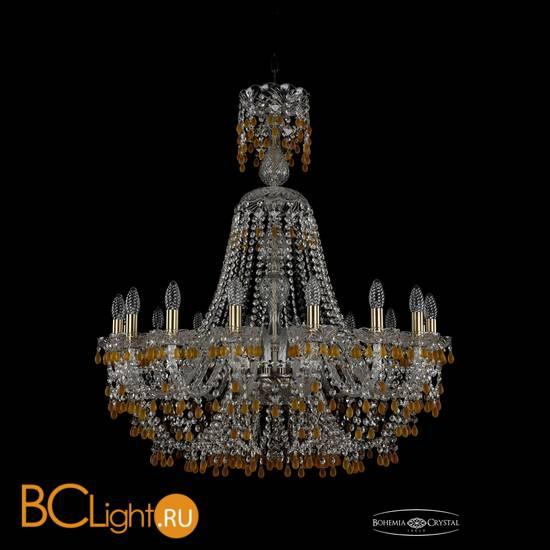Люстра Bohemia Ivele Crystal 1410/16/300/XL-95/Pa/V1003