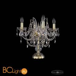 Настольная лампа Bohemia Ivele Crystal 1411L/4/141-39/G