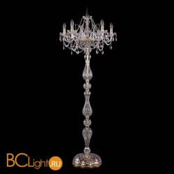Торшер Bohemia Ivele Crystal 1411T1/5/195-165/G