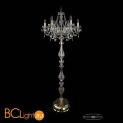 Торшер Bohemia Ivele Crystal 1411T1/6/195-165/G