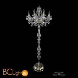 Торшер Bohemia Ivele Crystal 1411T1/8/195-165/G