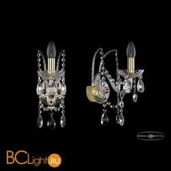 Бра Bohemia Ivele Crystal 1411B/1/160/G