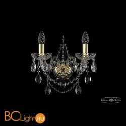 Бра Bohemia Ivele Crystal 1411B/2/141/G