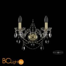Бра Bohemia Ivele Crystal 1411B/2/160/G
