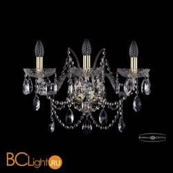 Бра Bohemia Ivele Crystal 1411B/3/195/XL/G