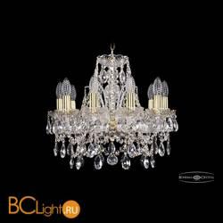 Люстра Bohemia Ivele Crystal 1411/10/141/G