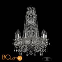 Люстра Bohemia Ivele Crystal 1411/10/141/XL-66/Ni